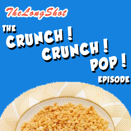 Episode #510: The Crunch Crunch Pop Episode featuring Paul Gilmartin