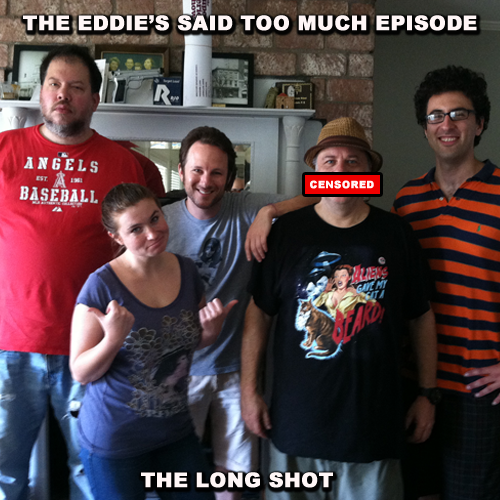 Episode #509: The Eddie's Said Too Much Episode featuring Zach Sherwin