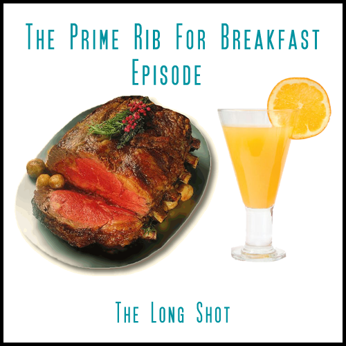 Episode #514: The Prime Rib for Breakfast Episode featuring Greg Proops