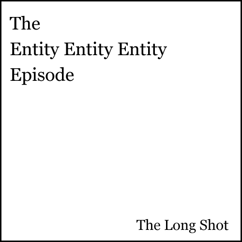Episode #520: The Entity Entity Entity Episode featuring Joe Wagner