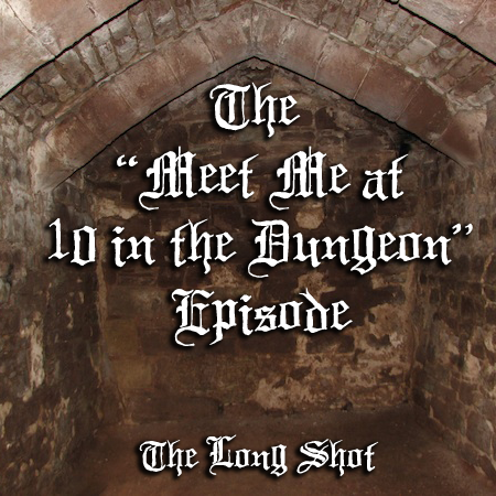 "Episode #601: The ""Meet Me at 10 in the Dungeon"" Episode featuring Kevin Allison and Joe Wagner"