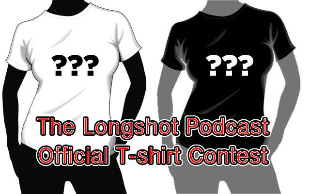 The Longshot T-Shirt Design Contest!