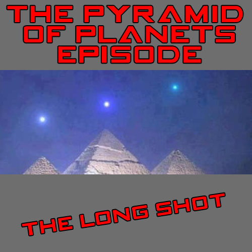 Episode #734: The Pyramid of Planets Episode featuring Brian Scolaro