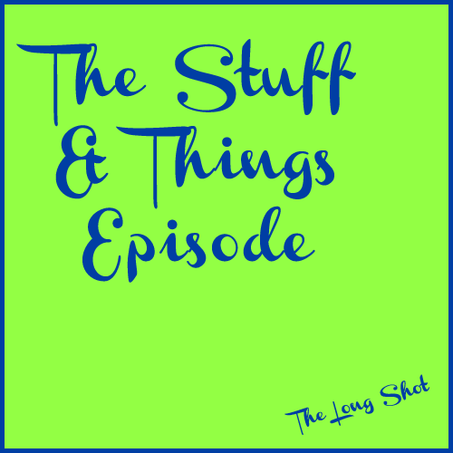 Episode #807: The Stuff & Things Episode featuring Brendon Small