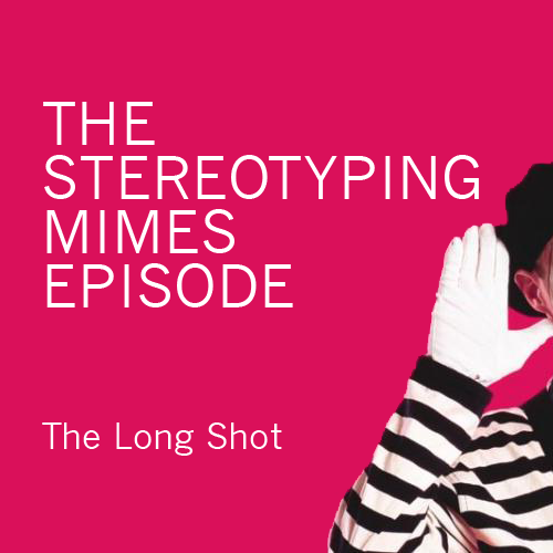 Episode #810: The Stereotyping Mimes Episode featuring Dave Holmes