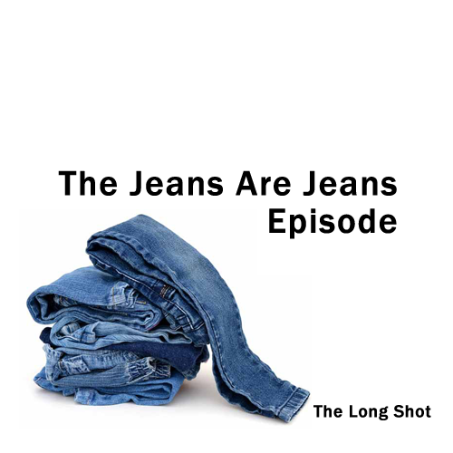 Episode #811: The Jeans Are Jeans Episode featuring Matt Besser