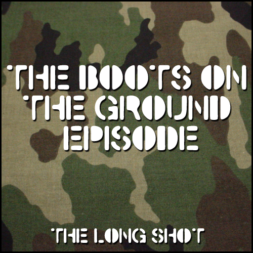 Episode #812: The Boots On The Ground Episode