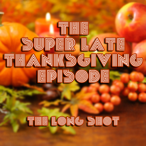 Episode #821: The Super Late Thanksgiving Episode featuring Cristela Alonzo