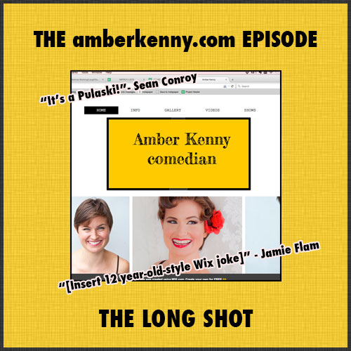 Episode #901: The amberkenny.com Episode featuring Fred Stoller