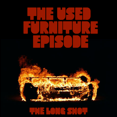 Episode #904: The Used Furniture Episode featuring Laurie Kilmartin