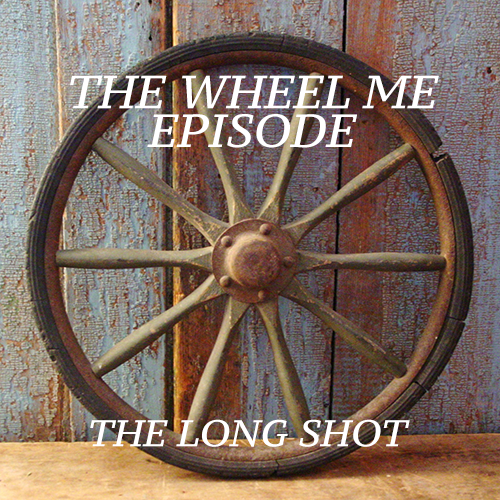 Episode #920: The Wheel Me Episode featuring Troy Conrad