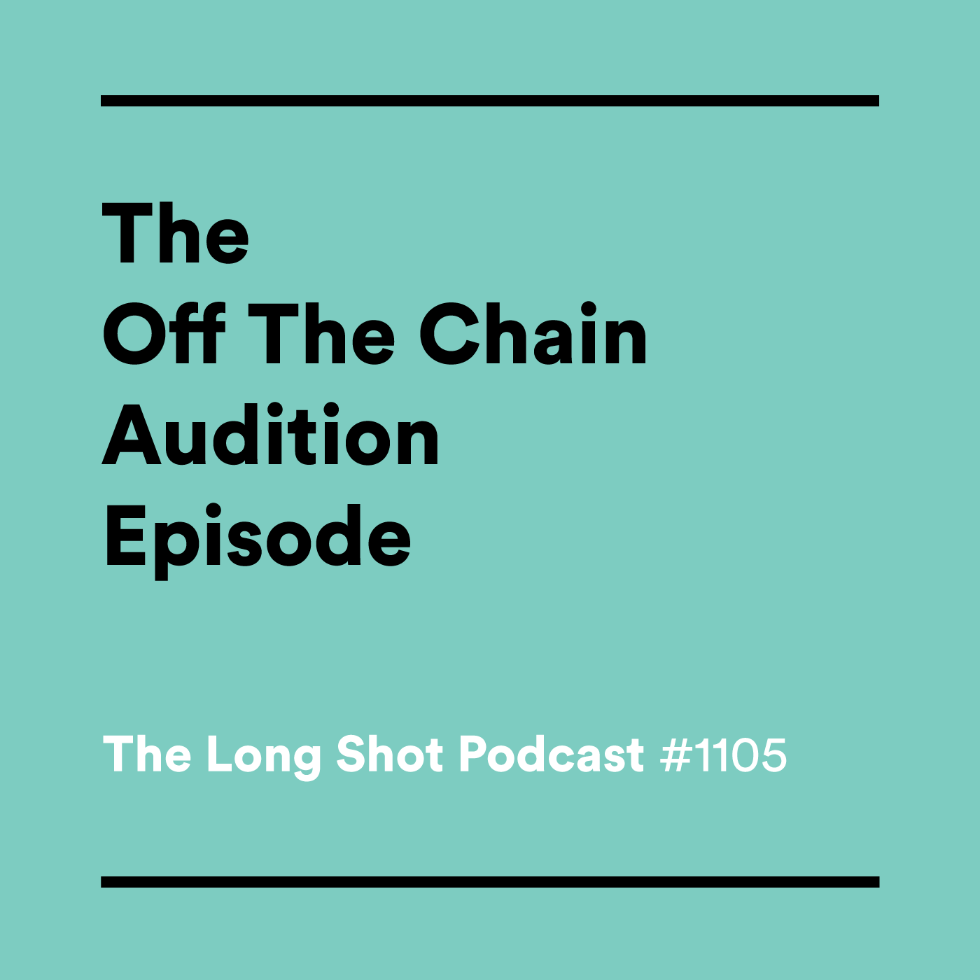 #1105 The Off The Chain Audition Episode with Jen Kirkman