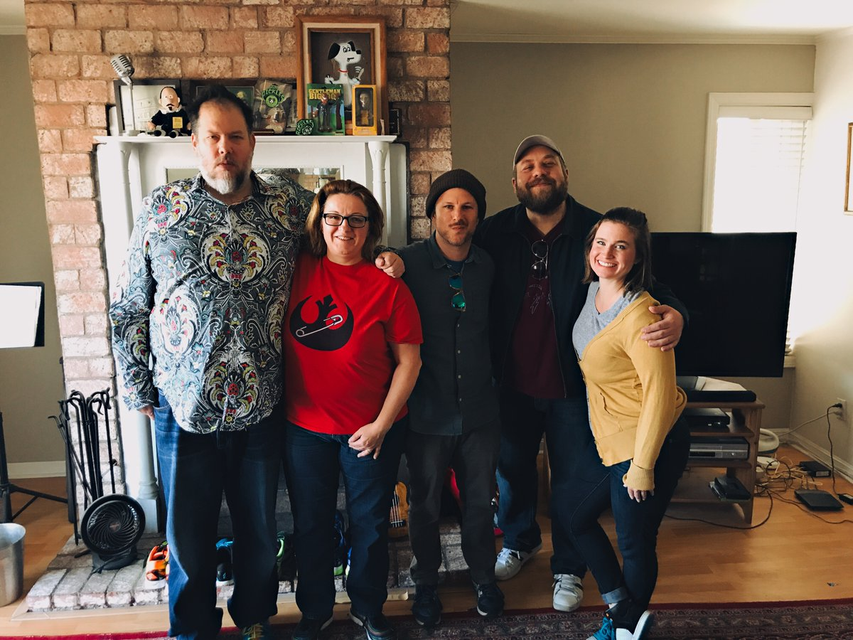 #12.14 The Not The Hero Episode with Jackie Kashian